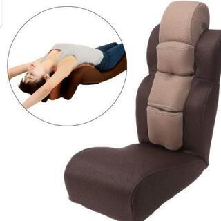 骨盤ポール座椅子