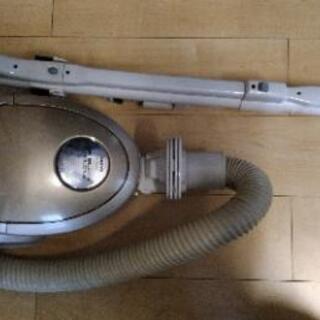 三洋電機(現パナ) サイクロン・紙パック両対応掃除機 SC-XW55M