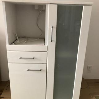 ニトリ ◎ キッチンボード 幅80×奥行42×高さ115