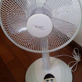 扇風機あげます。