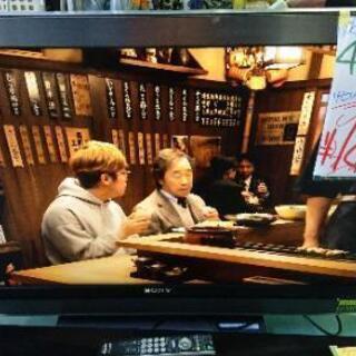 Sony 40インチ液晶テレビ