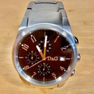 D&G ドルチェ&ガッパーナ 時計 ディスカウントok!ベルトの...