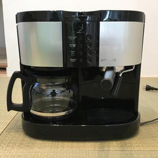 コーヒー&エスプレッソメーカー