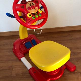 アンパンマン キッズドライバー 消防車