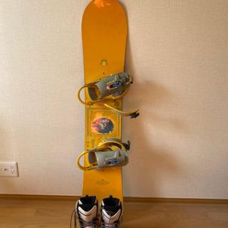 BURTON  スノボセット 145cm