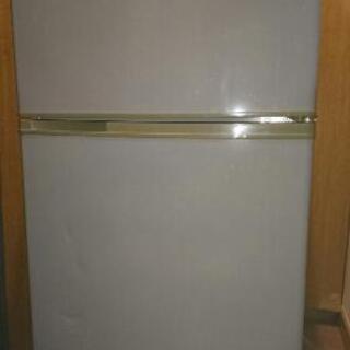 【お車代1000円贈呈】冷蔵庫 無料で差し上げます 【ジャンク品】