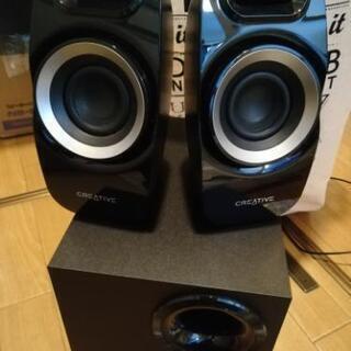 【スピーカー】Creative T3300
