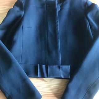 黒 ジャケット バナナリパブリック
