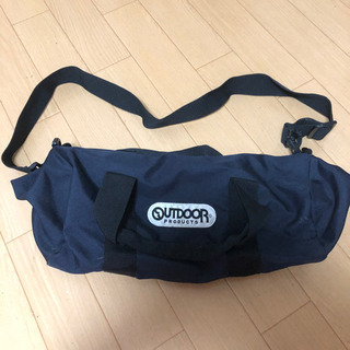 earth music&ecology×OUTDOOR ドラムバッグ