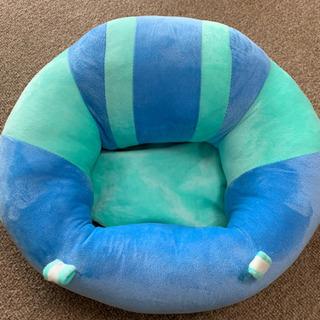赤ちゃん用ふわふわ椅子