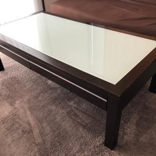 ニトリ フーガ リビングテーブル
