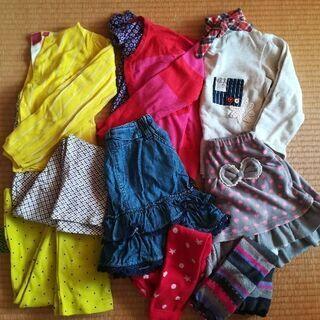 女の子 お洋服 120~140 十点