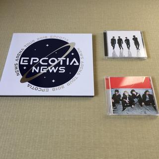 NEWSのCDとDVD②