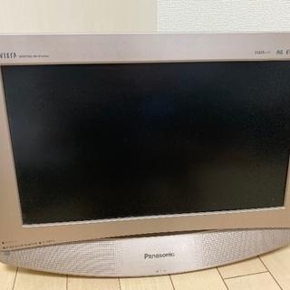 パナソニック テレビ TH-17LX8-P