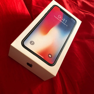 iPhoneX 空箱