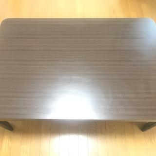 人感センサー付きテーブルコタツ