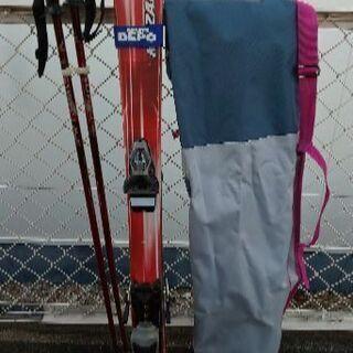 スキー用具 レディース