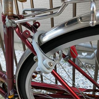 自転車 交渉中です🙇♂️