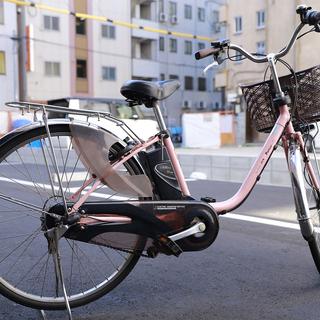 パナソニック電動アシスト自転車VIVI DX 26インチ チョコ...