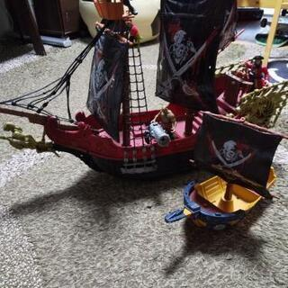海賊船かなり大きいおもちゃ