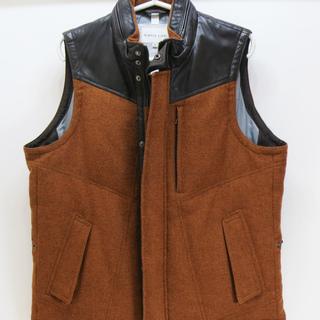 ★SIMPLE LIFE★ダウンベスト( Fabric by M...