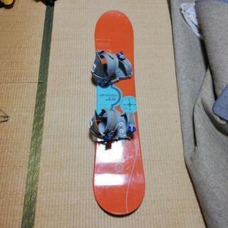 子供用スノーボート 板 128センチ