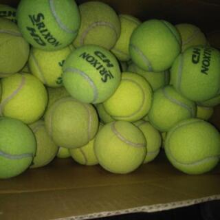 テニスボール85球