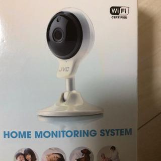 JVCケンウッドハイビジョンIPカメラ GV-CC1、新品。