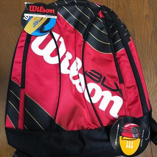 テニス ウィルソン ラケットバッグ