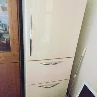 日立 3ツ扉 冷蔵庫 2009年製 日立 神戸から