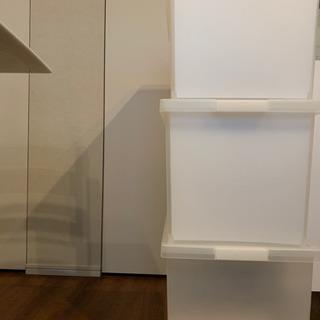 【無印】【IKEA】収納ケース セット