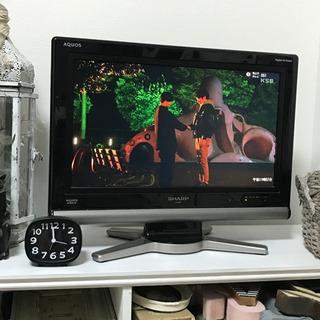 AQUOS シャープ 液晶テレビ 20v
