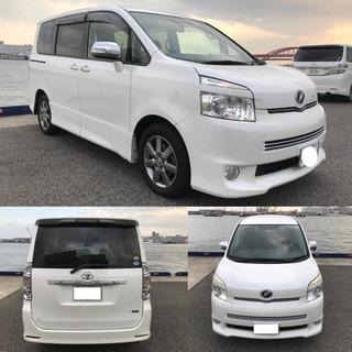 トヨタ ヴォクシー  ZS キラメキ2 車検有無 :R3年4月....