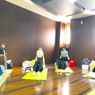 ママとベビーヨガ資格 赤ちゃん連れ可能な養成講座 滋賀草津市開催
