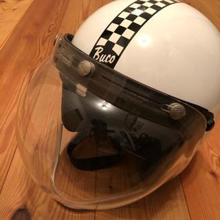 【難有り】ブコ ジェットヘルメット