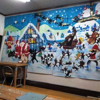 子どものアトリエ風・造形教室