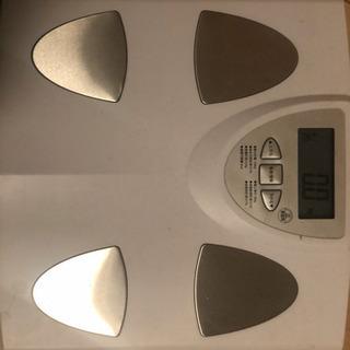 体重計 体脂肪計