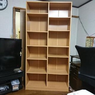 本棚です。