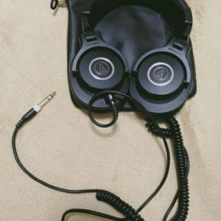 audio-technica ヘッドホン ATH−M40x