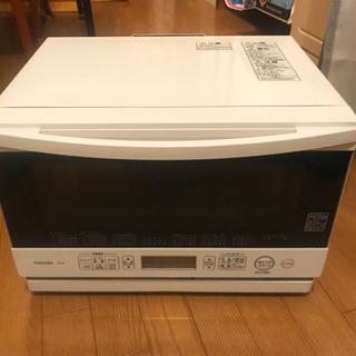 【ジャンク】 電子レンジ 東芝 石窯オーブン ER-M6