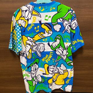 【新品☆未使用】ディズニー ドナルドTシャツ