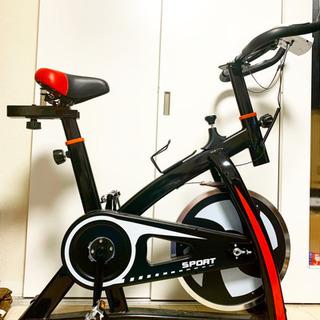 スピンバイク・トレーニングバイク・エアロバイク美品