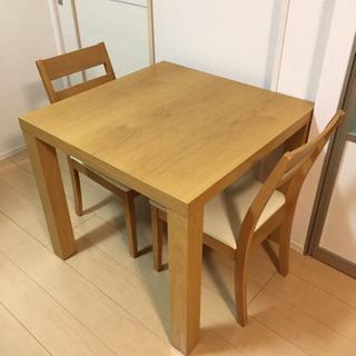 ニトリ ダイニングテーブル 椅子セット