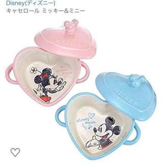 【新品】元値3000円 ディズニー ミッキー ミニー キャセロー...