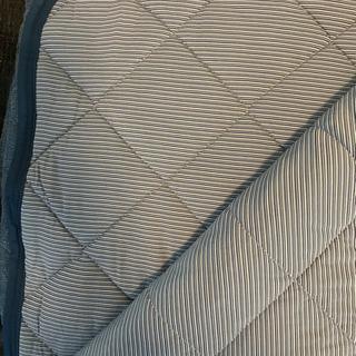ニトリの夏用敷きパッド
