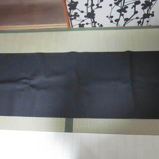 ヨガマット ブラック黒【大阪】手渡し希望 400円