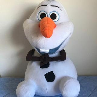 Disney アナと雪の女王 オラフ ぬいぐるみ