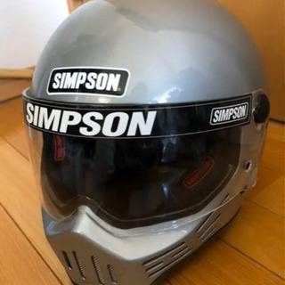 新品未使用 SIMPSON M30 フルフェイスヘルメット シンプソン
