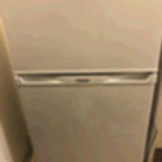 【値下げしました】冷蔵庫 Haier 一人暮らし用