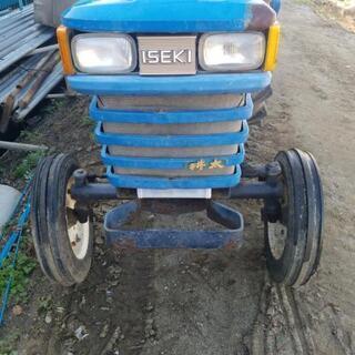農機 イセキトラクター TS1910 2WD 19馬力